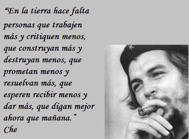 Ernesto Guevara................